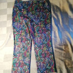 Tommy Hilfiger cropped pants size 12